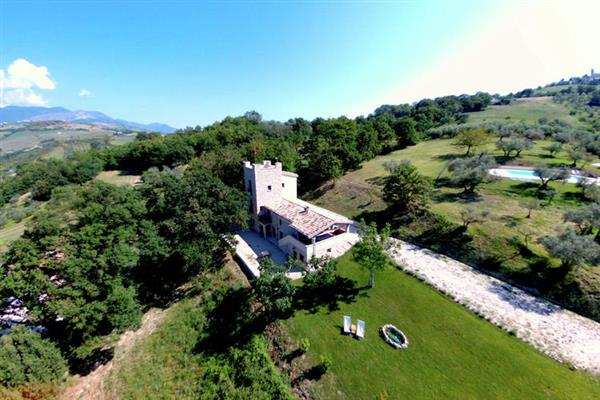 Villa Torre, Pietranico